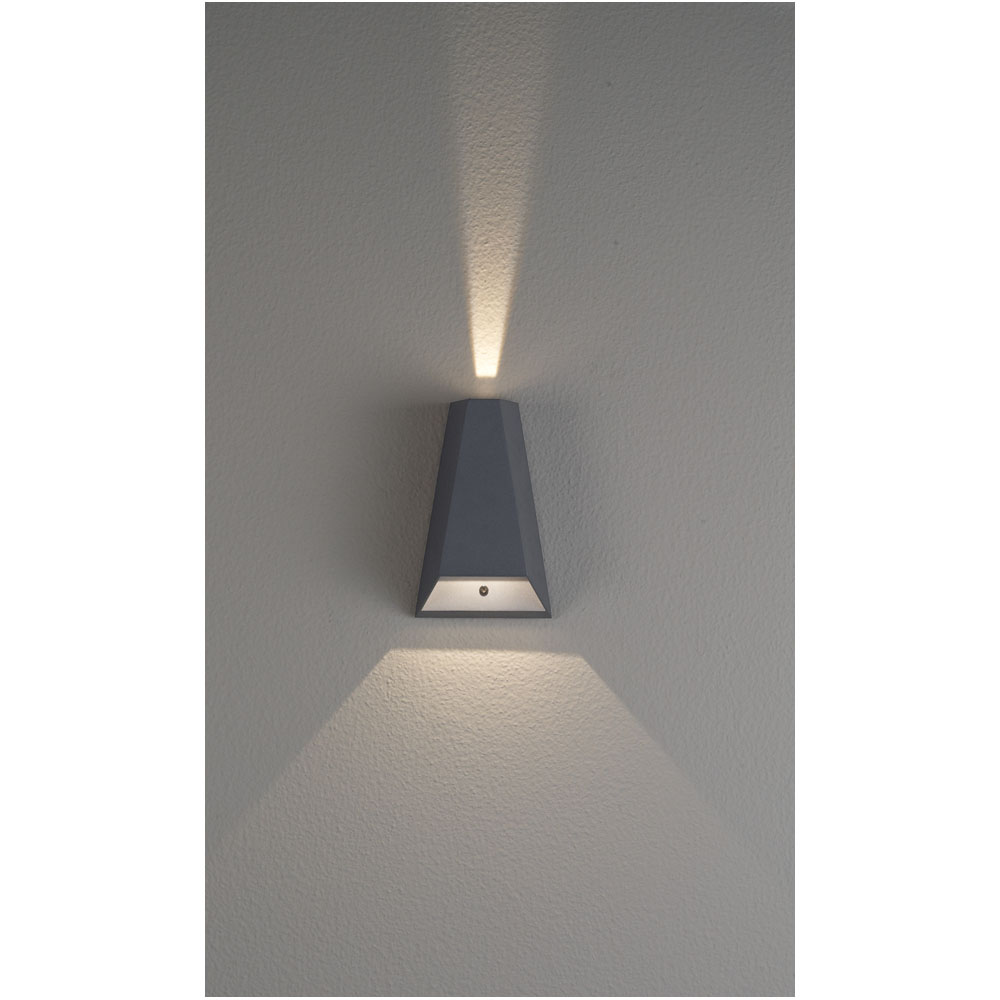 Wall Sconce With Down Light : EX2551 LED Exterior Up/Down Wall Light - Roxburg